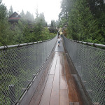 Capilano Suspension Bridge, North Vancouver, BC